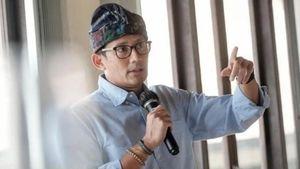 Menparekfaf Sandiaga Sebut Pariwisata di Jakarta Memprihatinkan