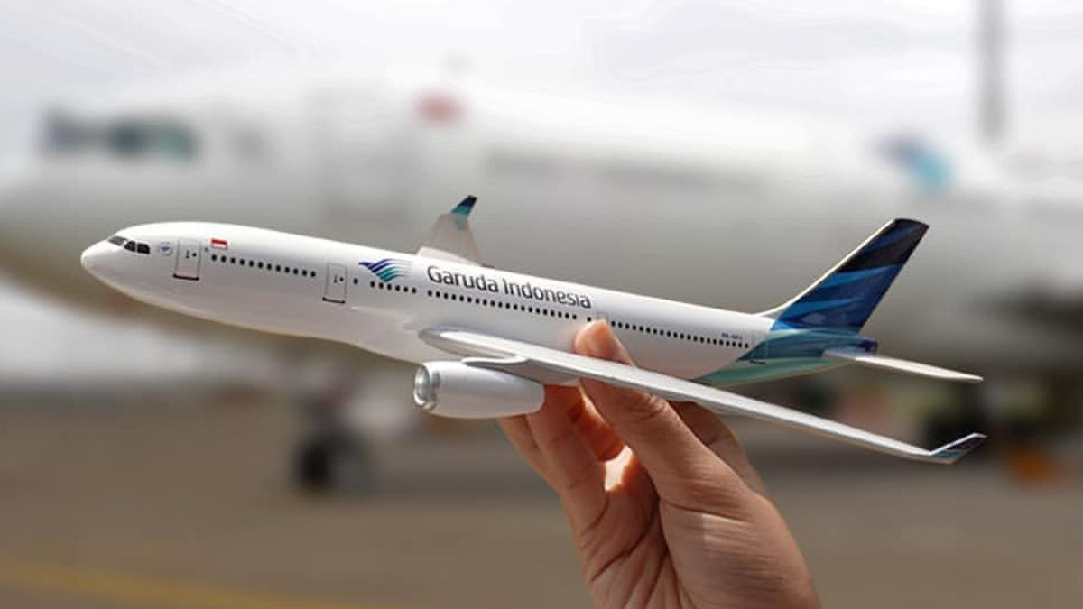 Member Of DPR PKS Faction: Erick Thohir Must Move Quickly To Form A Team To Save Garuda Indonesia