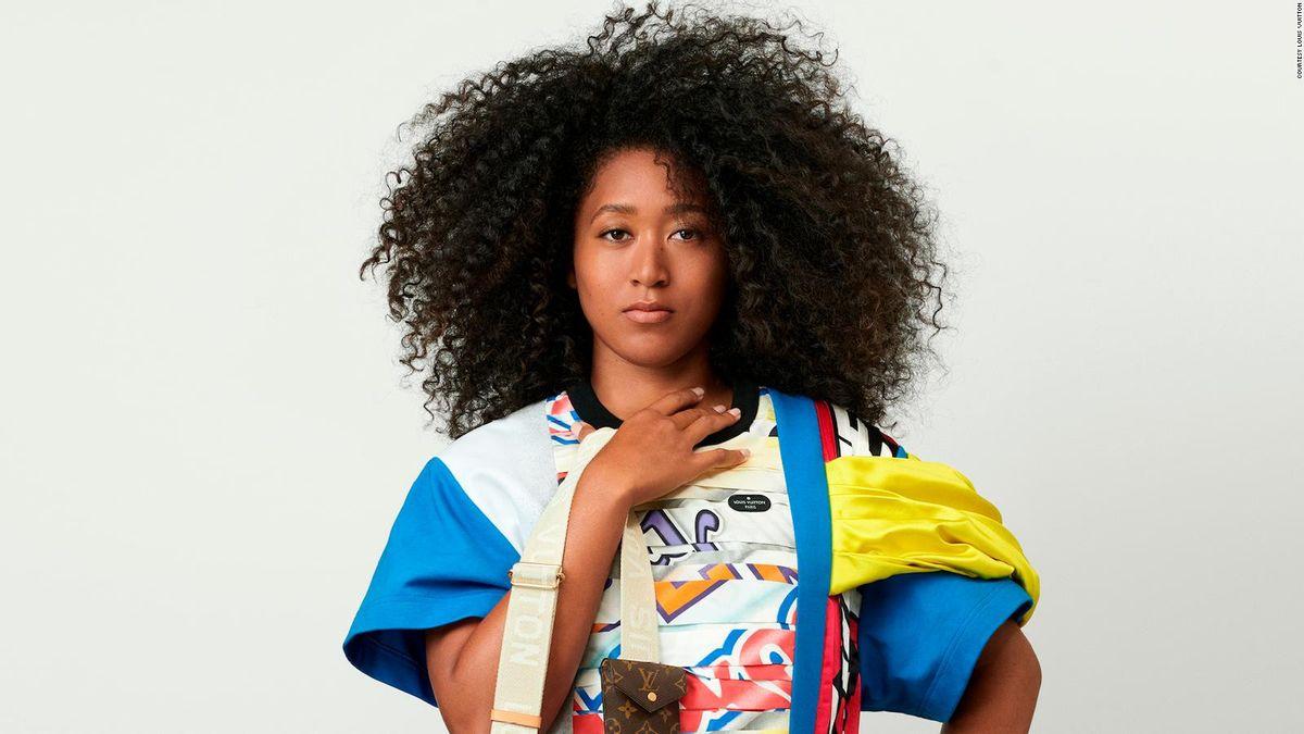 Petenis Naomi Osaka jadi Brand Ambassador Louis Vuitton
