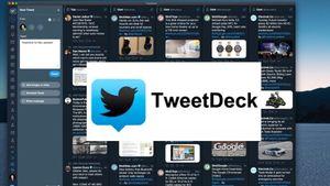 Sederet Fitur Baru TweetDeck, Bakal Jadi Aplikasi Berbayar