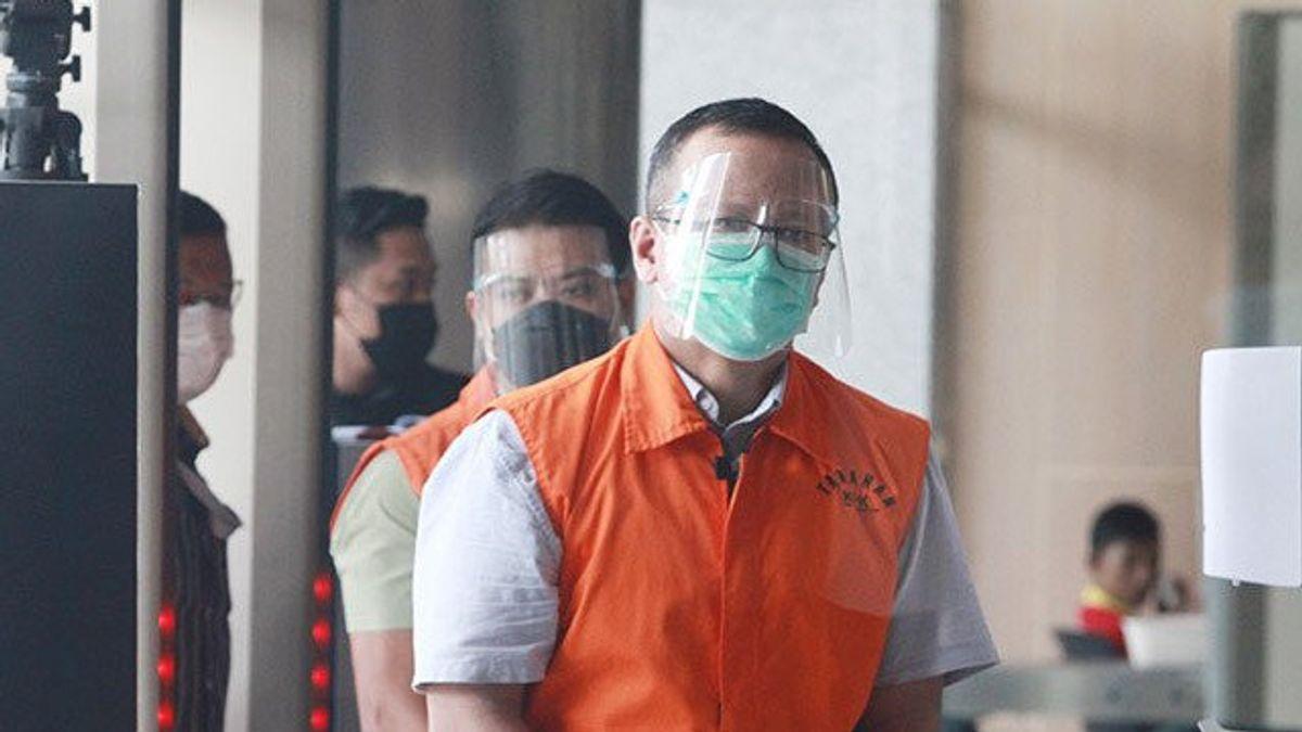 Edhy Prabowo Terima Dakwaan KPK, Hakim: Terimakasih Tidak Ada Nota Keberatan