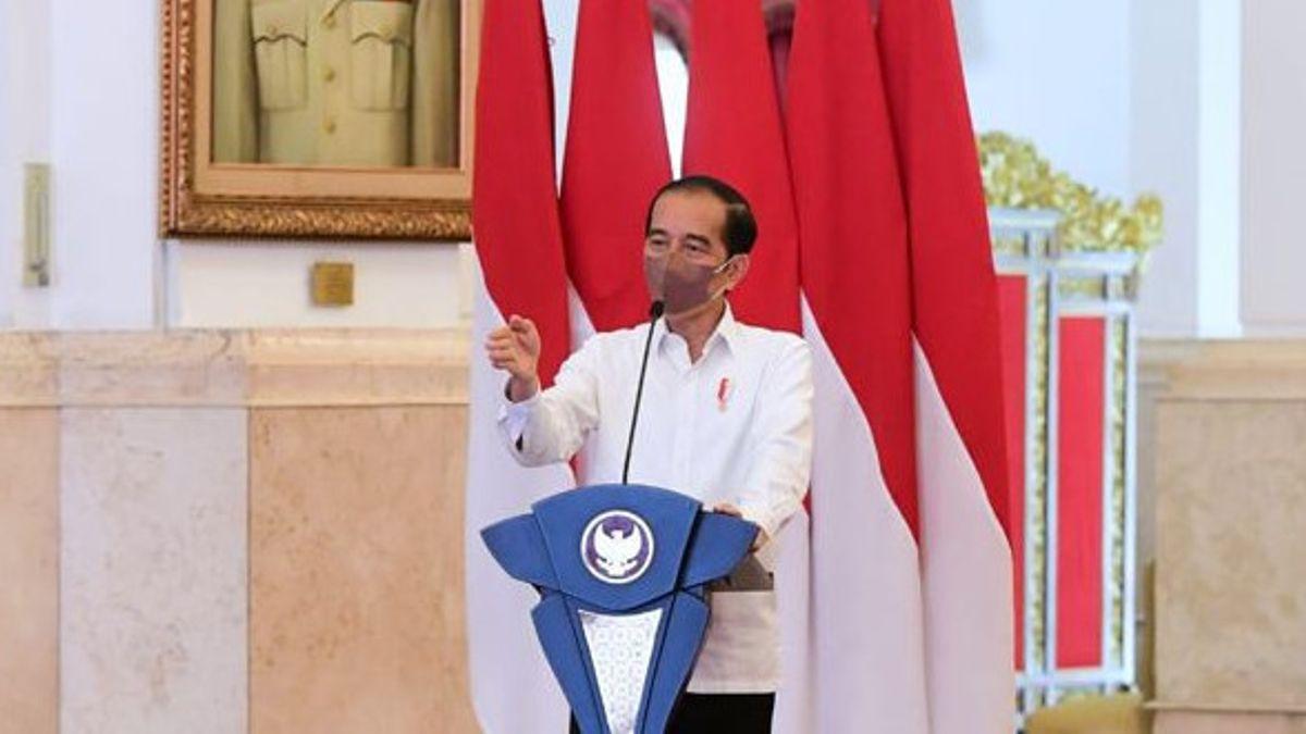 Jokowi Sudah Tanda Tangan Merger, Holding BUMN Pangan Siap Ekspor Beras ke Arab Saudi