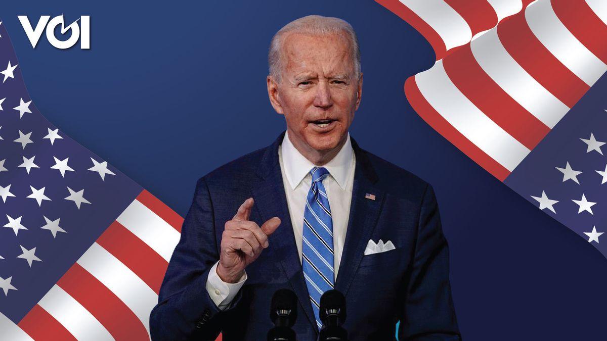 Didukung Partai Republik atau Tidak, Presiden Joe Biden Tetap Gulirkan Program Infrastruktur 2 Triliun Dolar