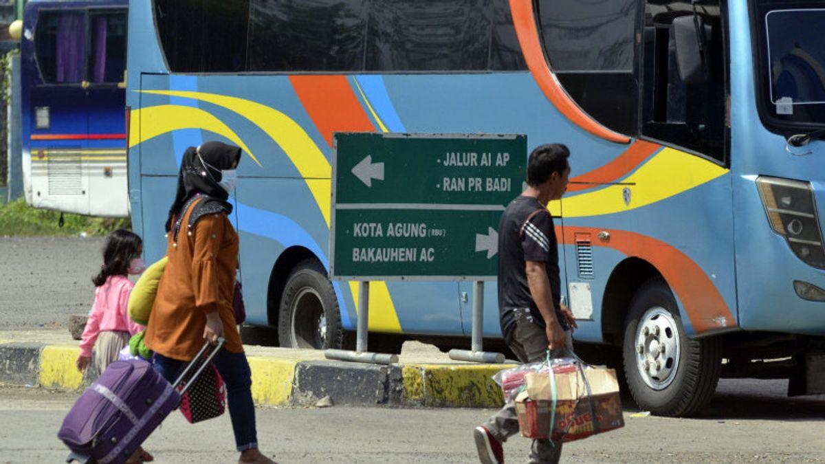PPKM Darurat Bikin Jasa Transportasi Terhimpit, Organda Tagih Janji Insentif dan Bantuan ke Pemerintah