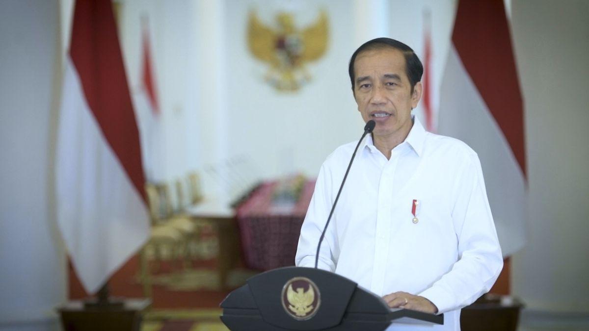 Bom Bunuh Diri di Katedral Makassar, Jokowi Perintahkan Kapolri Listyo Buru Jaringan Teroris Sampai ke Akarnya