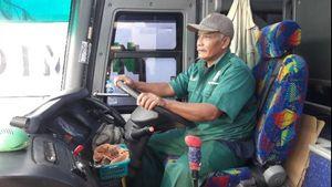 Imbas Pelarangan Mudik, Pengamat Usul Pengemudi Bus Diberi BLT