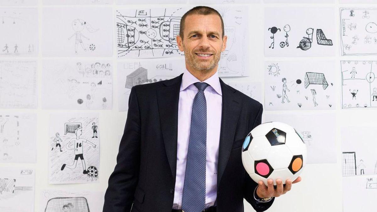 Tidak akan Lagi Dukung Euro Digelar Pan-kontinental, Presiden UEFA: Kurang Menyenangkan, Tidak Adil Bagi Suporter