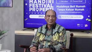 Bank Mandiri Genjot Kredit Properti Lewat Pameran Online