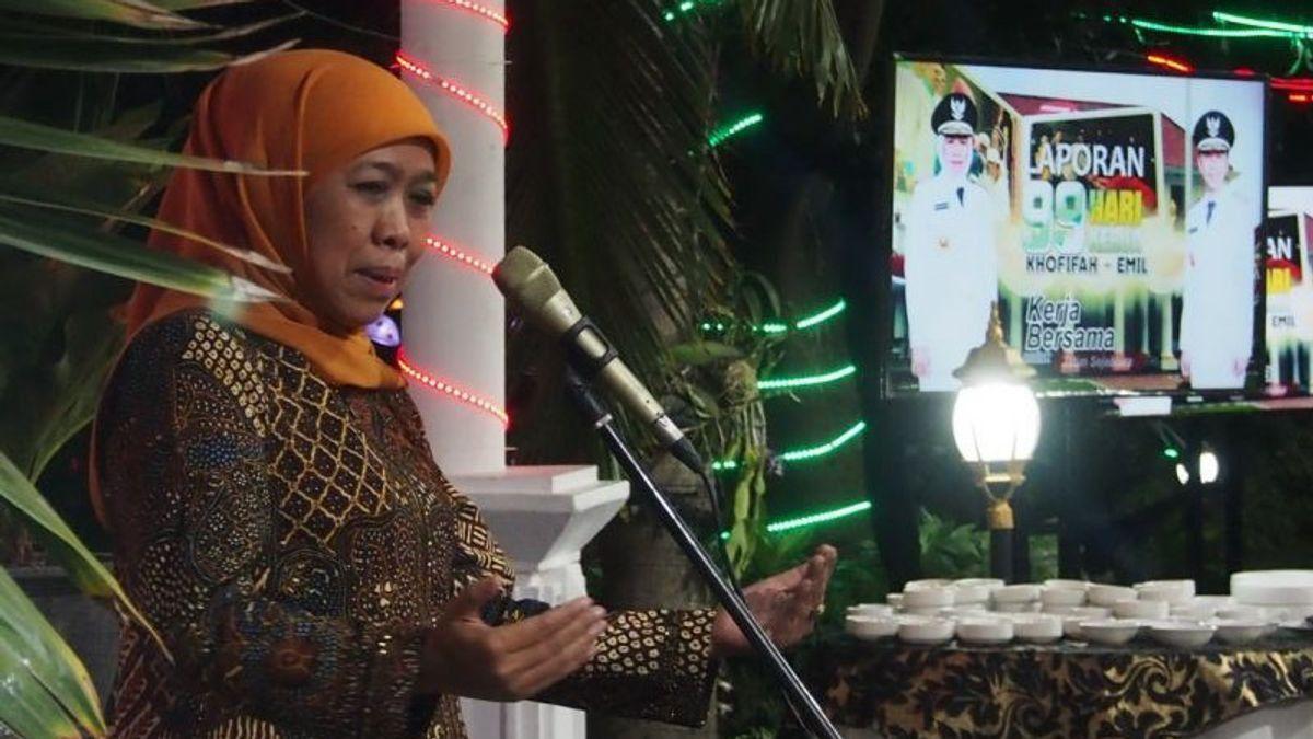 Gubernur Perempuan Pertama Jatim, Khofifah Berpotensi Nyalon Presiden 2024, Partai Ini Sudah Melirik