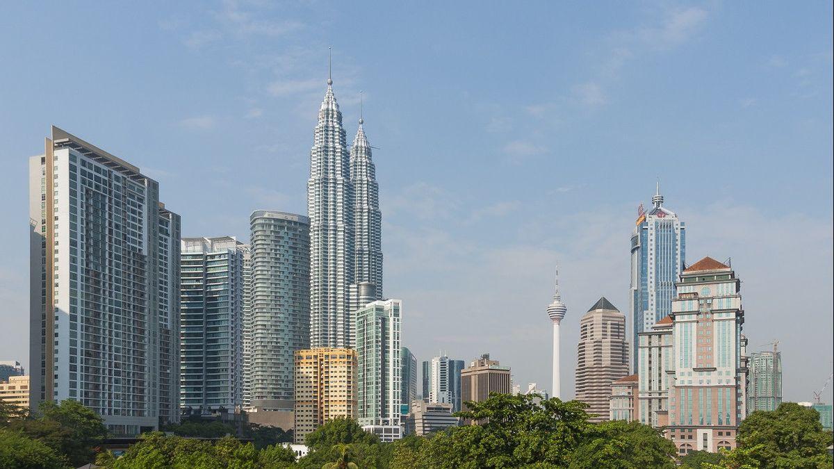 Mulai Besok, Malaysia Perketat <i>Lockdown</i>, Terapkan Jam Malam
