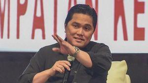 Erick Thohir Dorong BUMN Turut Membangun Perekonomian Umat
