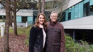 Melinda Sudah Ingin Ceraikan Bill Gates dari 2019