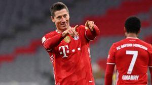 Kembali Berlatih, Lewandowski Tak Masuk Skuat Bayern Melawan PSG