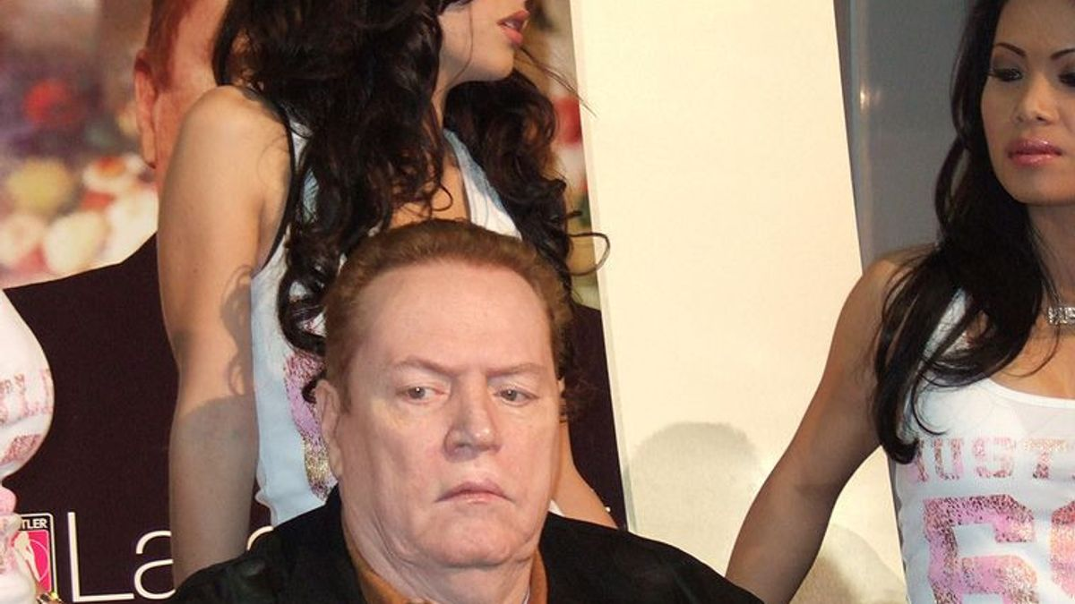 Larry Flynt's Porn Empire Who Stands Tall Despite Being Shaken By The Law And Serial Killers