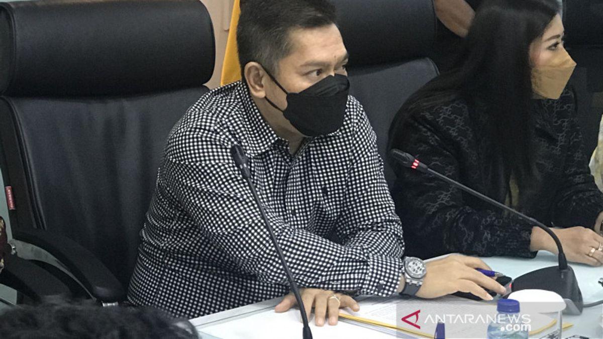 Selasa Sore, Golkar Akan Umumkan Pengganti Azis Syamsuddin