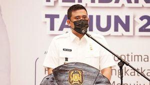 Bobby Nasution: Jangan Ada yang Main-main dengan Anggaran!