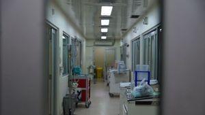 Kasus COVID-19 Melonjak Drastis, Rumah Sakit Mulai Kewalahan Menerima Pasien