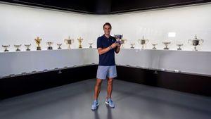 Rafael Nadal Ungkap Alasan Dukung Real Madrid Ketimbang Barcelona
