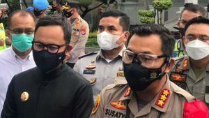 Polresta Bogor Kota Siapkan 6 Pos Sekat pada Operasi Mudik Lebaran