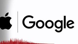 Perkembangan Kerja Sama Apple dan Google Lawan COVID-19