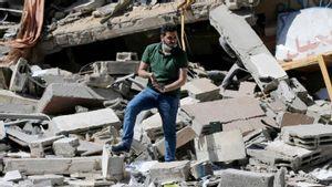 Kabar Duka dari Palestina: Korban Meninggal akibat Serangan Israel di Gaza Bertambah Jadi 254