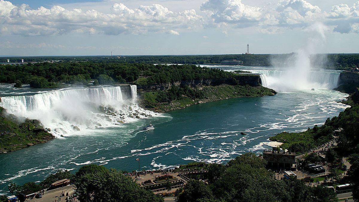 2 Januari dalam Sejarah: Perjanjian AS dan Kanada Merawat Air Terjun Niagara