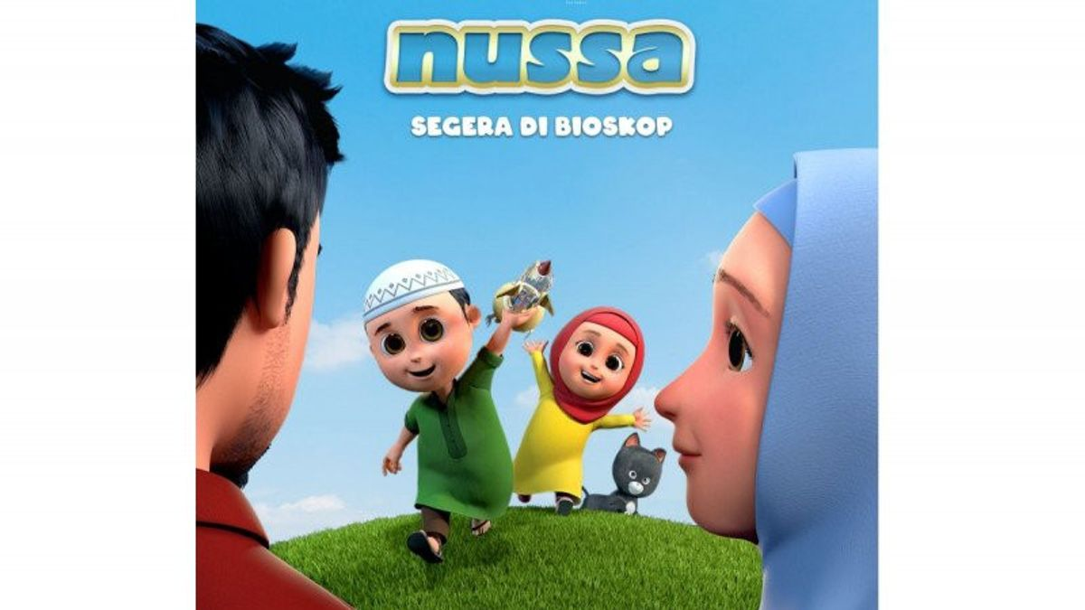 New Poster For The Nussa Film Appears A Mysterious Character