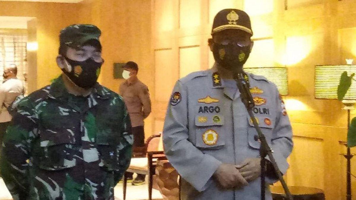 Polri Bantah Tudingan Adanya Pendekatan Militer di Papua