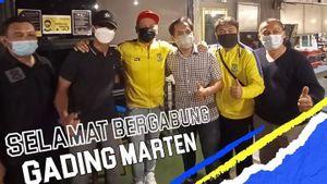 Susul Raffi Ahmad yang Akuisisi Cilegon FC, Gading Marten Ambil Alih Persikota Tangerang