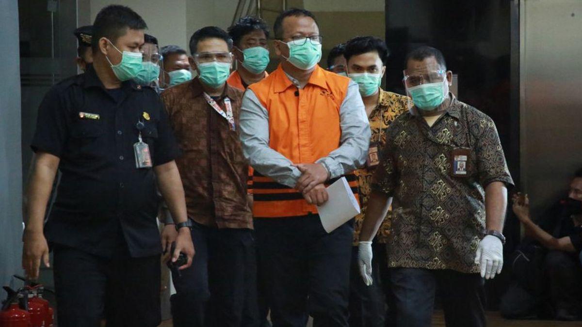 Edhy Prabowo Diduga Bangun Rumah Pakai Duit Suap Benur