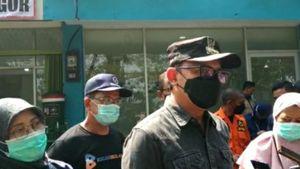 32 Santri Terpapar Corona, 421 Santri dan Pengurus Pesantren di Bogor Jalani Tes COVID-19