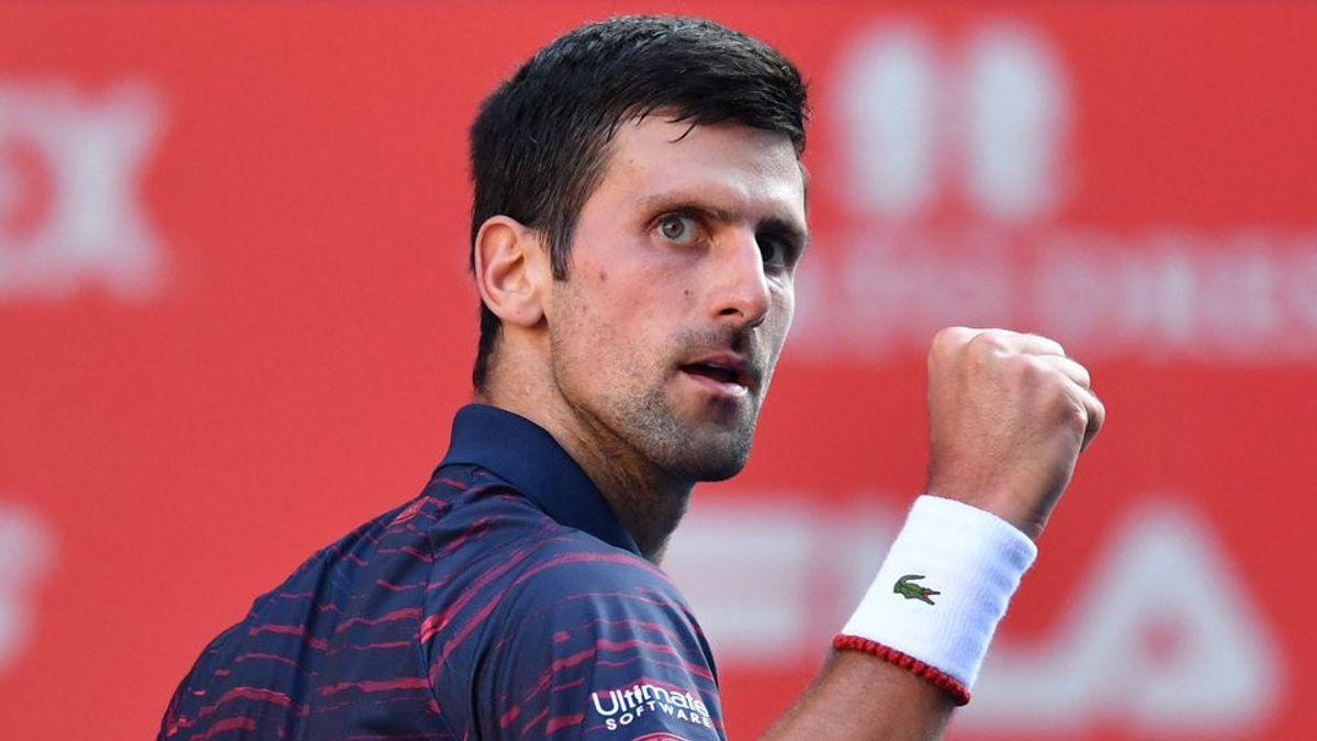 Djokovic yang Tetap Memuji Federer Meski Kalah