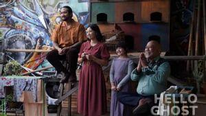 Film Hello Ghost Versi Indonesia Bocorkan Foto Indro Warkop Jadi Setan