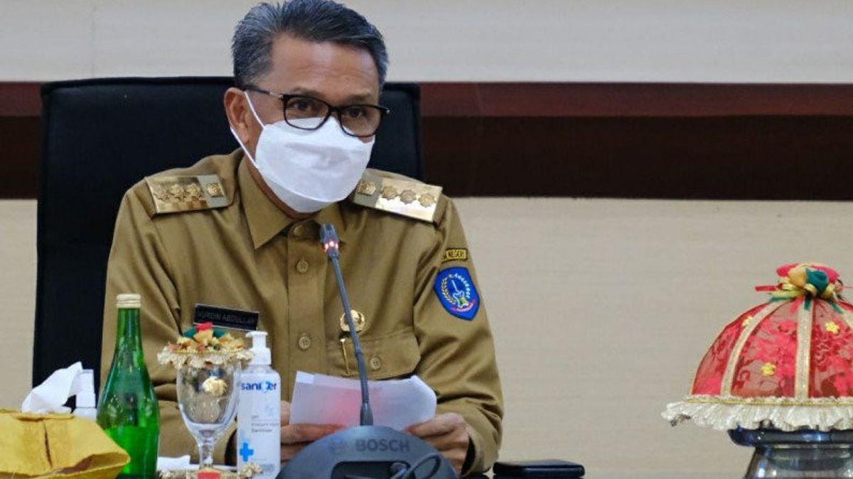 Perfil Del Gobernador De Sulawesi Del Sur Nurdin Abdullah Que Consiguió OTT KPK