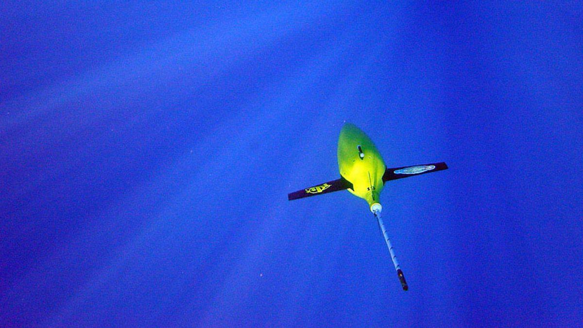 <i>Seaglider</i> Dikembangkan Militer AS, Kini Dipakai untuk Riset Laut