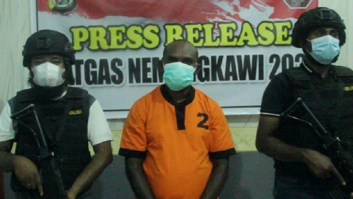 Pemilik Facebok Bunaibo Keiya yang Unggah Komjen Paulus Dicincang dengan Kapak Ditangkap