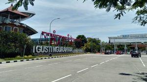 157 Ribu Penumpang Padati Bandara Ngurah Rai Bali di Februari 2021