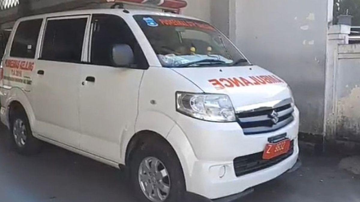 Dicari-cari, Mobil Penghadang Ambulans di Garut Ternyata Bukan Kijang