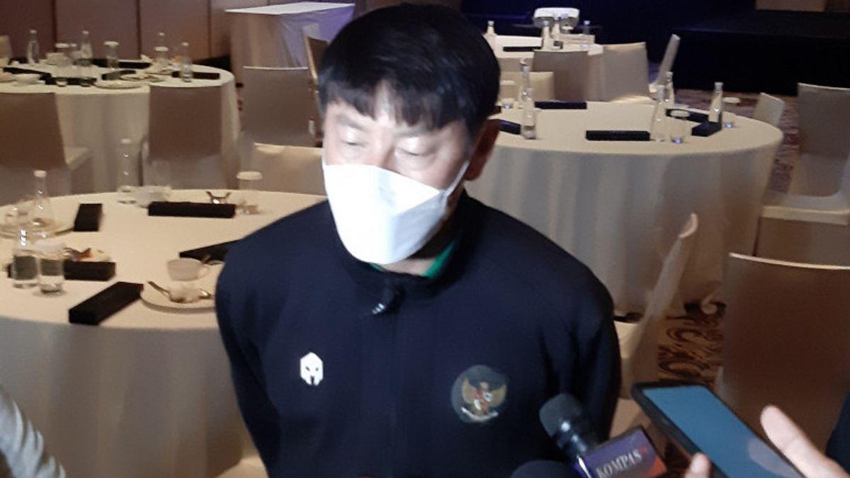 Siapkan 3 Laga Internal TC Timnas U-18, Shin Tae-yong akan Pantau Teknik, Fisik dan Mental Pemain