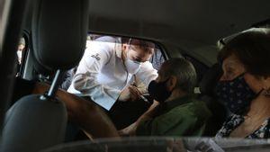 Brasil Cetak Rekor Kematian Harian COVID-19, Presiden Bolsonaro Tetap Tolak <i>Lockdown</i>