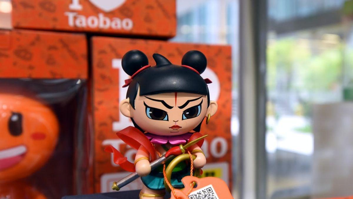China Denda Perusahaan Internet Raksasa, Alibaba Kena Rp41 Triliun