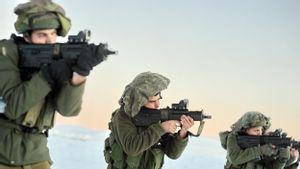 Perusahaan Israel Ini Kembangkan Tirai Kamuflase untuk 'Menghilangkan' Tentara