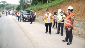 Plt Gubernur Sulsel Rencanakan Pembangunan Ruas Jalan Hingga Sulbar