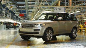 Jaguar Land Rover Targetkan Seluruh Produknya Bertenaga Listrik di Tahun 2030
