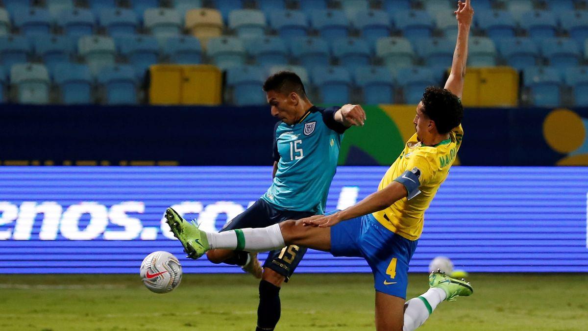 Copa America 2021: Skuat Pelapis Brasil Ditahan Imbang Ekuador 1-1