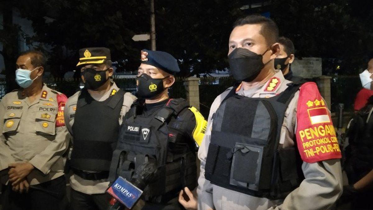 Polisi Tak Temukan Rangkaian Bom dalam Buku Mencurigakan di Halte Melawai