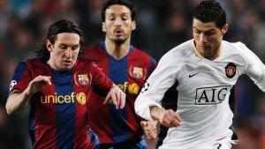 Duel Messi Vs Ronaldo Terjadi Lagi di Liga Champions