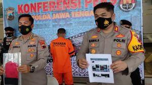 Penyebar Video dan Pelantun Azan Ajakan Jihad Ditangkap di Jawa Tengah