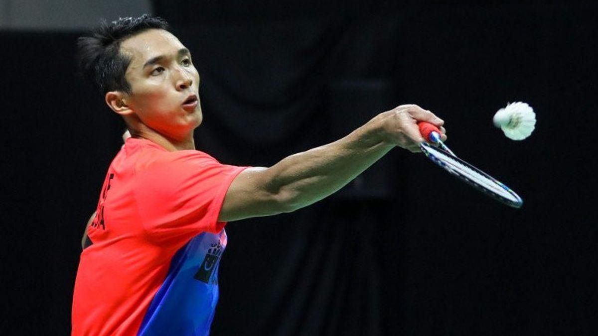 Jonatan Christie Avanza A Los Cuartos De Final Del Abierto De Tailandia
