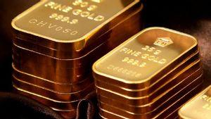Harga Emas Antam Senin 8 Maret Turun Seribu Perak ke Rp924.000 per Gram